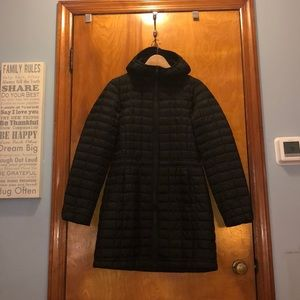 Black The North Face Parka